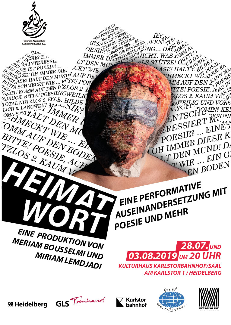 Heimatwort Flyer